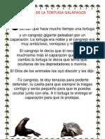 Leyendas de Ecuador Con Marco