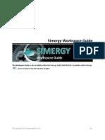 Simergy Workspace Guide v1