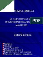 5ta Clase Neuro - Sistema Limbico - Dr. Herrera