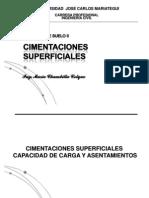 Cimentaciones Superficiales [Modo de Compatibilidad]