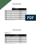 GoodYear Especificação de Crimpagem Completa 2010 - 30.11.09