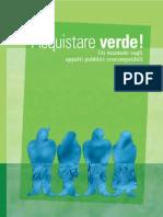 Acquistare verde! Un manuale sugli appalti pubblici ecocompatibili