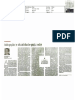 Adopção e dualidade pai/mãe | José Ribeiro e Castro, DIÁRIO DE NOTÍCIAS 24-jul-2013