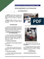Informe Primer Salon de Inventores y Alta Tecnologia