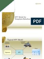 RITES' SPV Model for Bengaluru Suburban Rail Service
