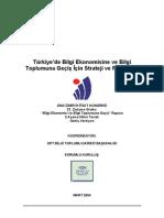 4.Iktisat Kongresi_Bilgi Ekonomisi Raporu