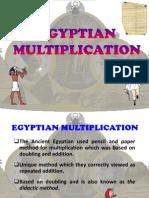 Mt1 Egyptian Multiplication