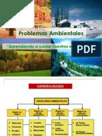 Problemas Ambientales