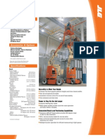 Model E Series Electric Boom Lifts