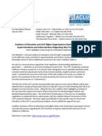 FINAL LCFF Coalition Letter Release