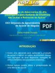 Aplicacao de Processos Auxiliares Para Refinarias e Usinas-Carlos Donado