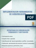 Herramientas de Comunicacion y Motivacion