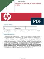Xp-storage Essentials Performance Edition-best Practices-rev1!0!0906xx