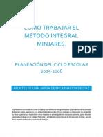 Metodo Integral Minjares Planeacion