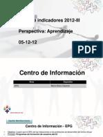 Perspectiva Aprendizaje 2012-3