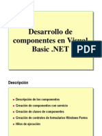 11.- Desarrollo de Componentes en Visual Basic .NET