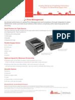 Avery Dennison 9416 XL Desktop Printer