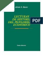 Lecturas de Historia Del Pensamiento Eco - Ravier Adrian