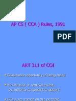 9-CCA RULES