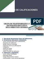 Centro Calificaciones20091