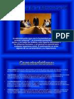 IMPORTANCIA DE LA ADMINISTRACION