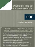 CICLOS DE REFRIGERACIÓN.pptx
