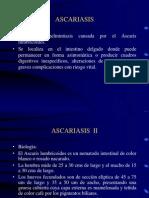 11.2. Ascariasis - Mc. José Barletta Villarán