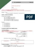 3e_crs - Arithmétiques