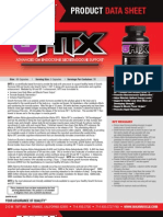 [GHTX]  Advanced GH Endocrine Secretagogue Support by Max Muscle