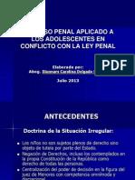 Proceso Penal Para Los Adolescentes