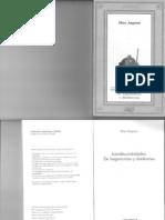 Marc Angenot - Interdiscursividades de Hegemonias y Disidencias