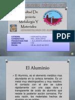 Alumnio- Alejandro Aragon