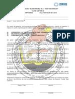 Carta Compromiso Bajoapren