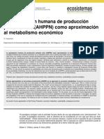04 Metabolisco economico