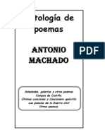 Antologia de Poemas de Antonio Machado