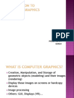 1.Intro to Computer Graphics