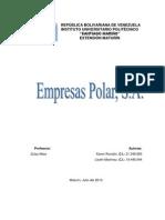 Empresas Polar, s.a.