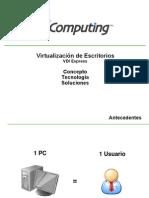 Capacitacion Ncomputing