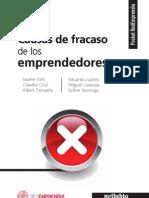 03_Causas de Fracaso de Los Emprendedores