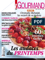 Gala Gourmand No.133 - Avril-Mai 2013