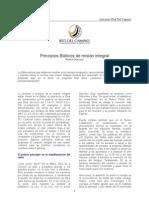 Principios Biblicos de la Misión Integral - Robert. Guerrero
