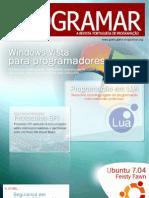 Revista PROGRAMAR 08