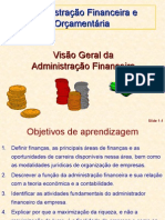 Aula01_O papel e o ambiente da administração financeira