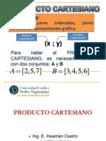 2 Producto cartesiano