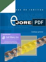 Cadenas de Rodillos JORESA