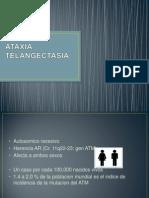 Ataxia Telangectasia Sigfriderr