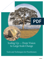 Scaling Up Toolkit - From Vision to Large-Scale Change