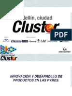 Charla Innovacion Desarrollo Productos Octubre 2010