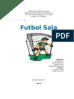 Trabajo Futbol Sala2222