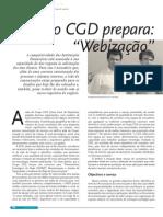 Grupo CGD prepara webização